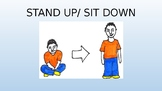 Stand up Sit Down Icebreaker Activity