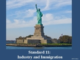Standard 11 (Industry, Urbanization, and Immigration) GSE