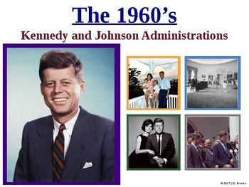 Standard 21 (The 1960's, JFK, Civil Rights, Vietnam)