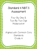 Standard 4.NBT.5 Assessment