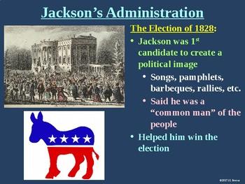 Standard 7 (The Jacksonian Era) GSE