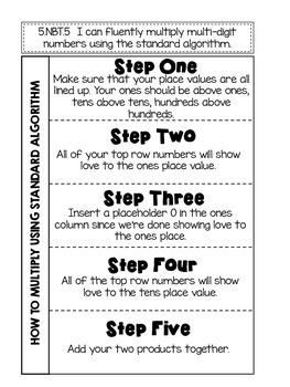 Subtract using the standard subtraction algorithm | LearnZillion