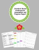 Standard Based Assessment Kindergarten