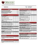 Standard Based Report Card - Kindergarten