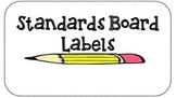 Standard Board Headings