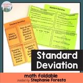 Standard Deviation Foldable