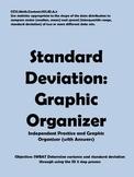 Standard Deviation Graphic Organizer