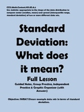 Standard Deviation: What Does It Mean?