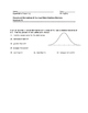 Standard Deviation and Normal Distribution Review Stations