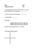 Standard Form Graphing - Quadratic Equations