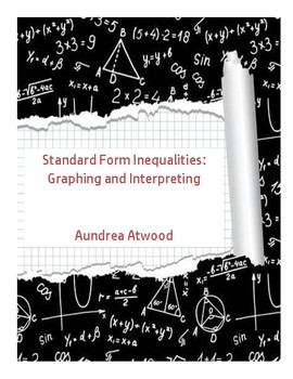 Standard Form Inequalities: Graphing and Interpreting