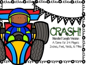 Standard Length CRASH! A Review Game