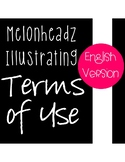 Standard License Agreement for Melonheadz Illustrating