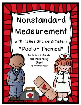 Standard Measurement with Inches and Centimeters - Doctor Theme