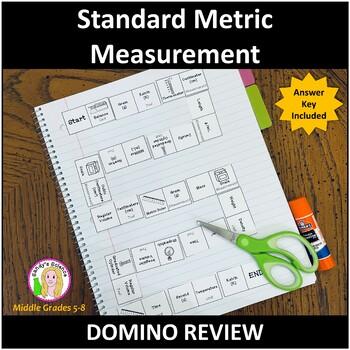 Standard Metric Measurement DOMINO REVIEW