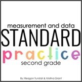 Standard Practice Measurement and Data Second Grade