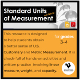 Standard Units of Measure {Digital & PDF}
