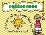 Standard, Word, & Expanded Form Task Cards