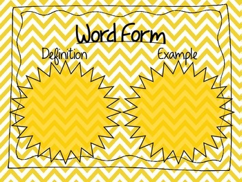 Standard, Word, & Expanded Form Vocab/Assessment