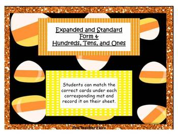 Standard and Expanded Form Fun!