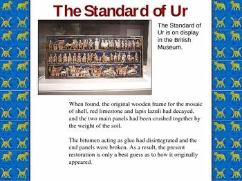 Standard of Ur Powerpoint