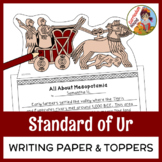 Standard of Ur Writing Paper & Toppers - Mesopotamia, Sume