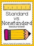 Standard vs. Nonstandard Measurement