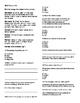 Standardized Exam (SBAC) Practice Part III
