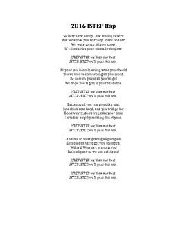 Standardized Test (ISTEP) Song-Volume 2