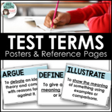 Standardized Test Terms - Test Prep Vocabulary