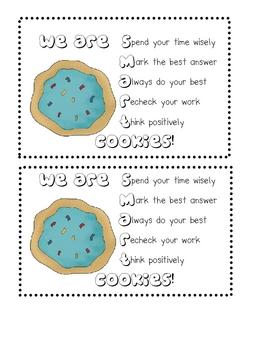 Standardized Test Motivational Sayings