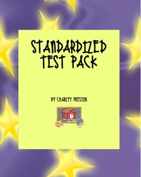 Standardized Test Pack