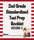 Standardized Test Prep Booklet for Second Grade #2
