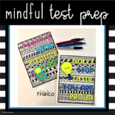 Standardized Test Prep Coloring Pages