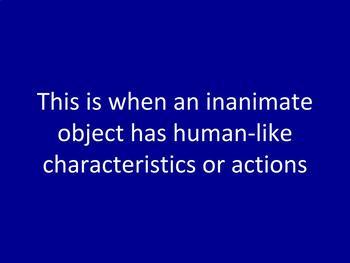 Standardized Test Preparation Jeopardy Powerpoint Review Game
