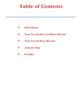 Standardized Test Vocabulary Review