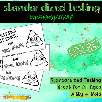 Standardized Testing Encouragement for All Ages