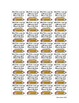 Standardized Testing Motivational Notes (Snack-Themed for