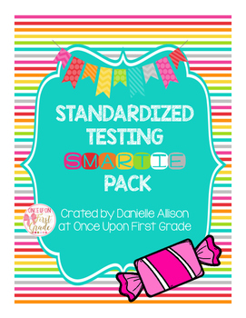 Standardized Testing SMARTIE Pack