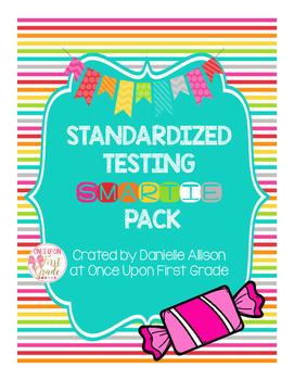 Standardized Testing SMARTIE Pack