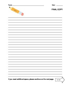 Writing Assessment Prompt Bundle