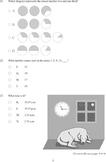 Standardized test practice - 3rd grade FCAT math
