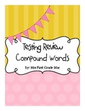 Standardized test review-compound words