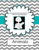 Standards Based Animal Writing Skills Packet