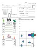 Standards Based Assessment (8th Grade Math) Week 28
