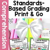 Standards Based Assessment BUNDLE: Complete Set of ALL Reading Standards
