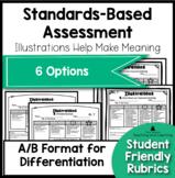 Standards Based Assessment: Illustrations