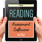 Balanced Literacy Reading Assessment App for iPad