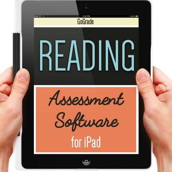 Balanced Literacy Reading Assessment App for iPad