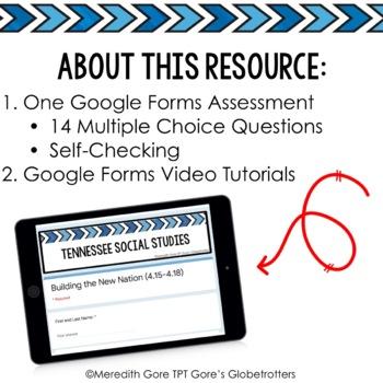 Tennessee Social Studies Test 4th Grade 4.7-4.20
